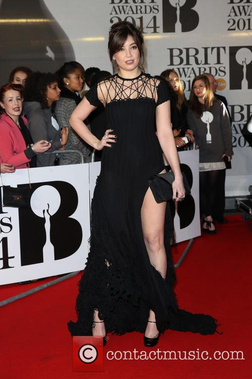 daisy lowe the brit awards brits 2014 4077196