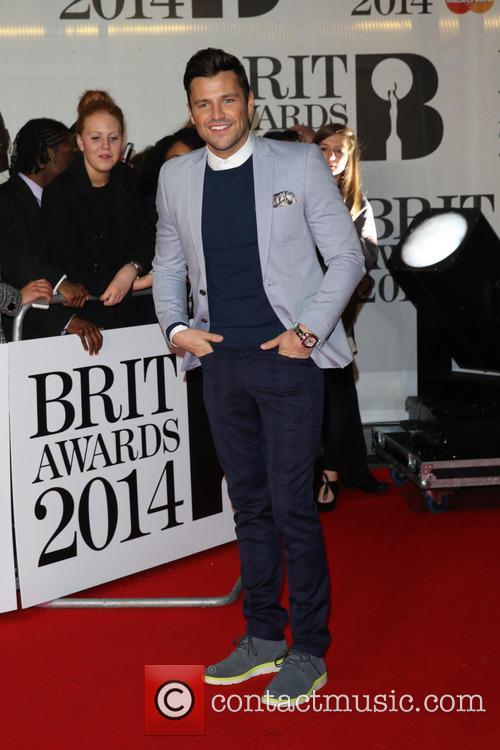 Mark Wright, The Brit Awards
