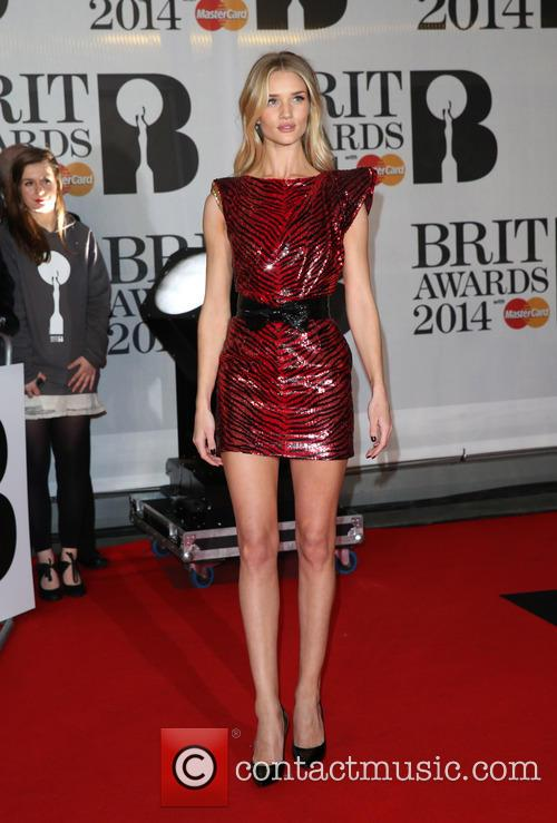 Rosie Huntington-Whiteley, The Brit Awards