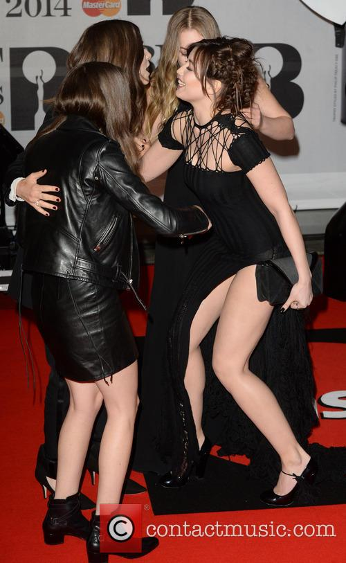 Haim and Daisy Lowe 8