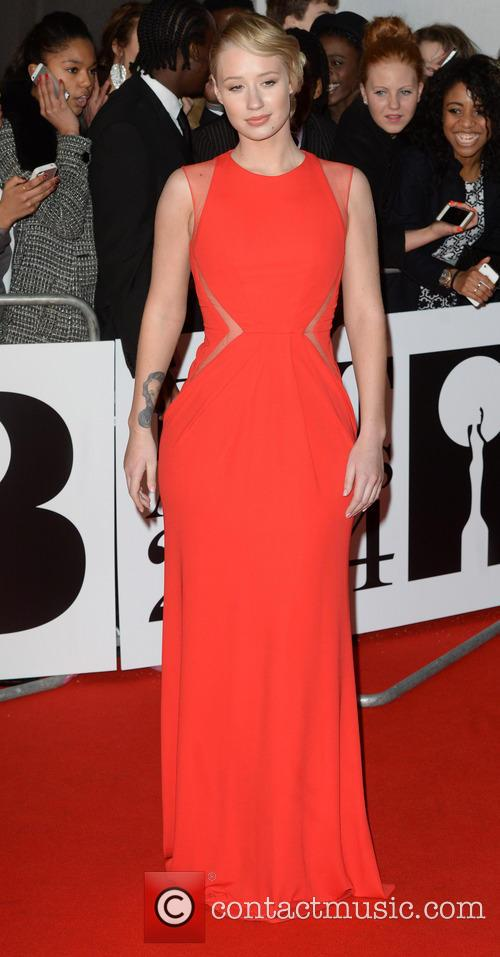 Iggy Azalea, The Brit Awards