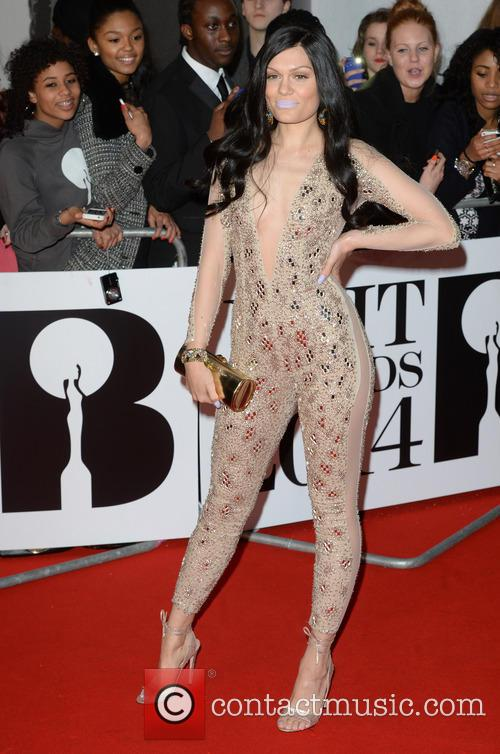 Jessie J, The Brit Awards