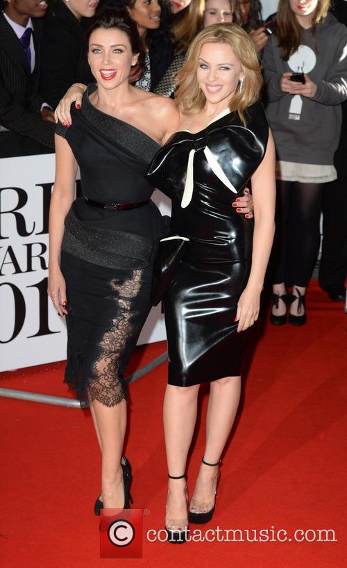 Kylie Minogue and Dannii Minogue 7