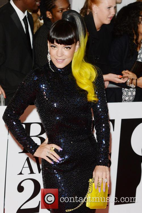 Lily Allen, The Brit Awards