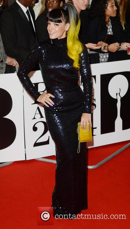 Lily Allen, The Brit Awards