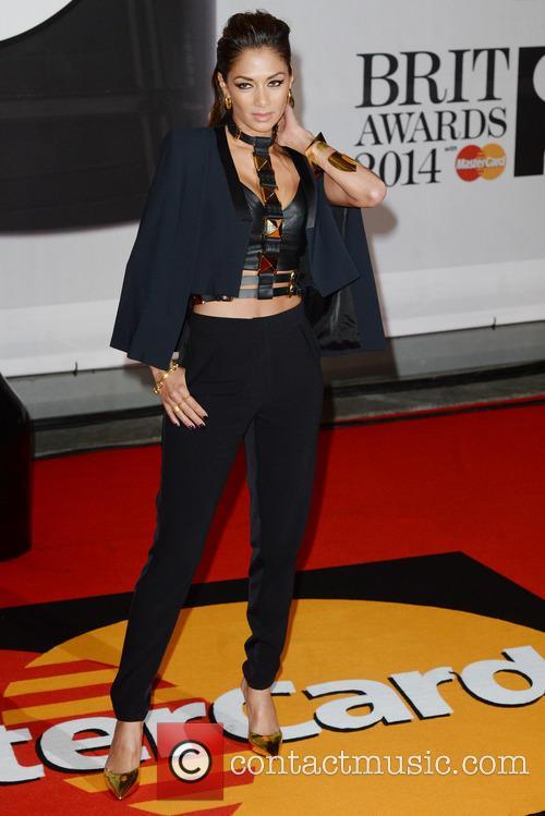 Nicole Scherzinger, The Brit Awards