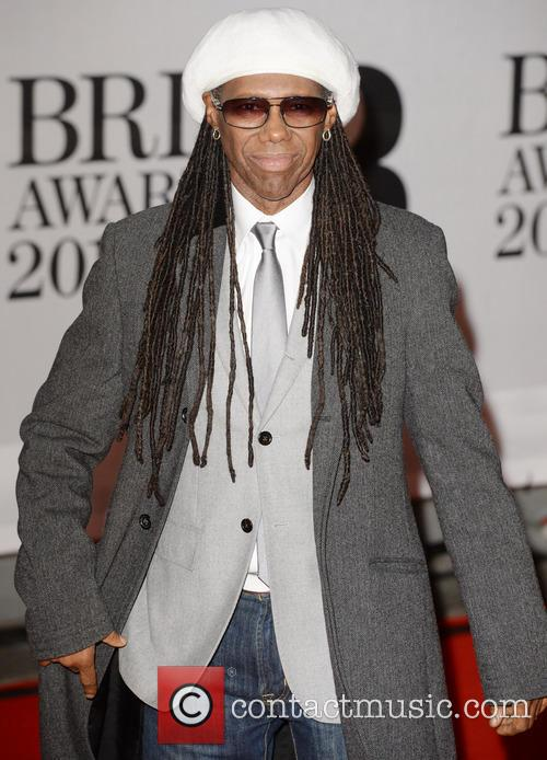 Nile Rodgers, The Brit Awards