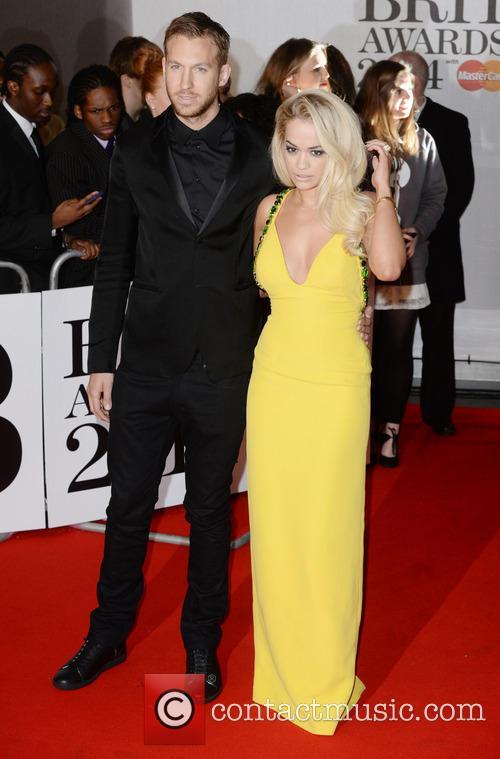 Rita Ora Calvin Harris Split