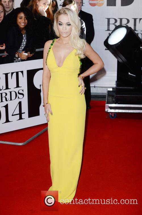 Rita Ora, The Brit Awards