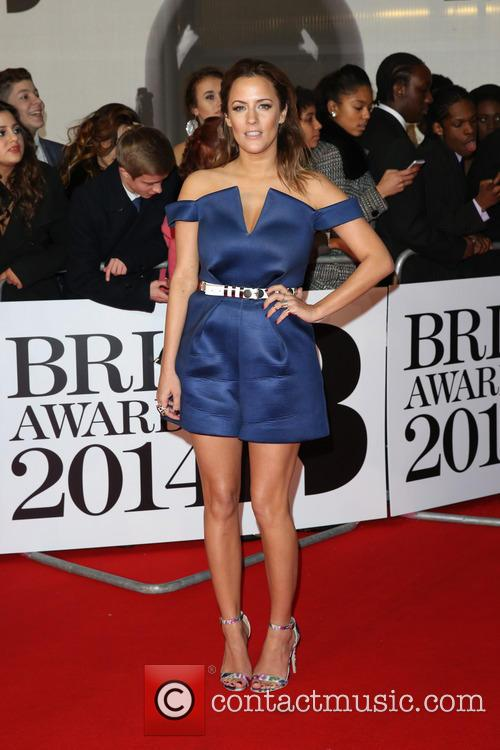 Caroline Flack, The Brit Awards