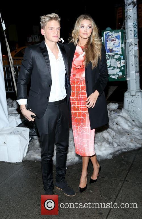 Cody Simpson and Gigi Hadid 5