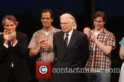The Bridges, Bartlett Sher, Michael X. Martin, Robert James Waller and Derek Klena 5