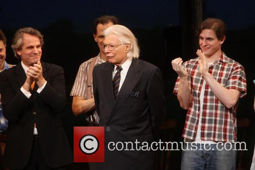 The Bridges, Bartlett Sher, Michael X. Martin, Robert James Waller and Derek Klena 9
