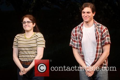 The Bridges, Caitlin Kinnunen and Derek Klena 2