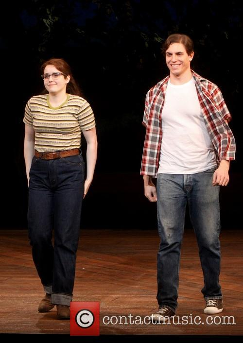 The Bridges, Caitlin Kinnunen and Derek Klena 8