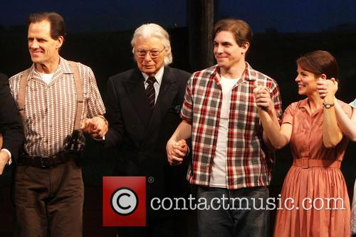 The Bridges, Michael X. Martin, Robert James Waller, Derek Klena and Kelli O'hara 7