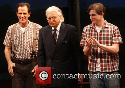 The Bridges, Michael X. Martin, Robert James Waller, Derek Klena, Schoenfeld Theatre,