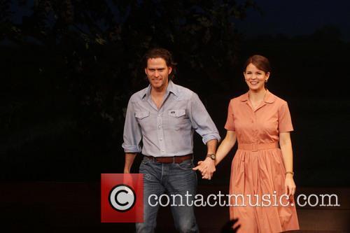 The Bridges, Steven Pasquale and Kelli O'Hara 4