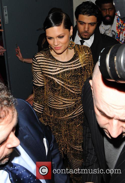 Jessie J, The Brit Awards