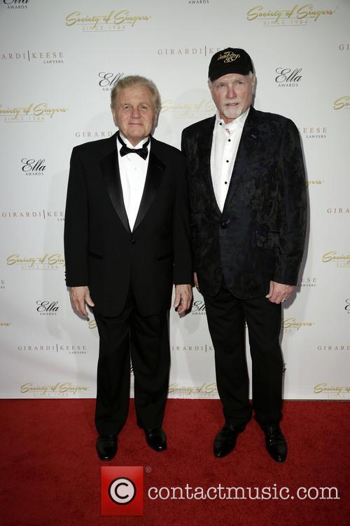 Bruce Johnston and Mike Love 2
