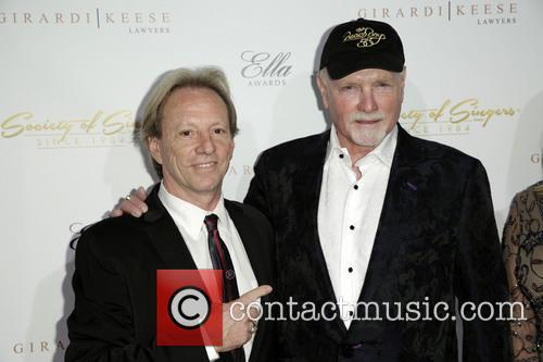 Dewey Bunnell and Mike Love 2