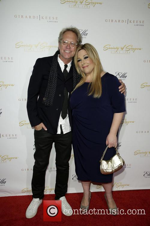 Gerry Beckley and Carnie Wilson 2