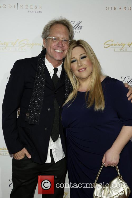 Gerry Beckley and Carnie Wilson 3