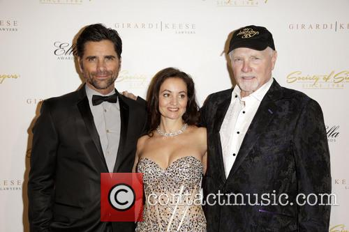 John Stamos, Jacquelyne Love and Mike Love 4