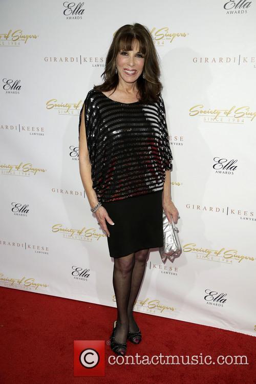Kate Linder, The Beverly Hilton Hotel, Beverly Hilton Hotel