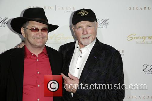 Micky Dolenz and Mike Love 2
