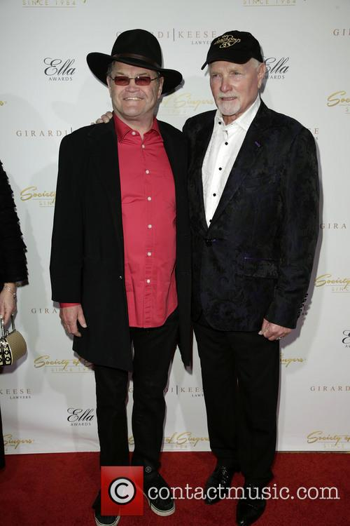 Micky Dolenz and Mike Love 1