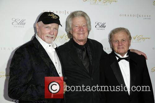 Mike Love, Dean Torrence and Bruce Johnston 7