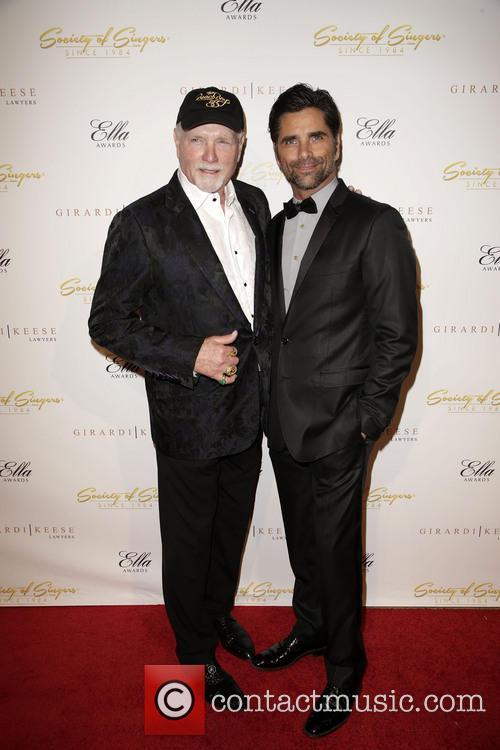 Mike Love and John Stamos 3