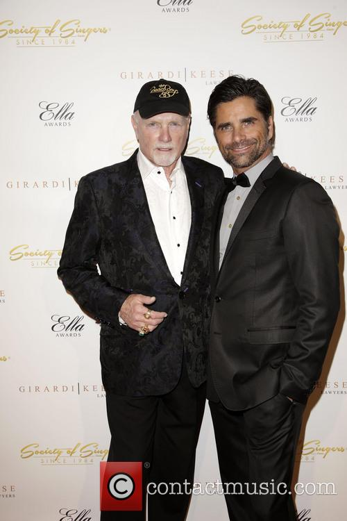 Mike Love and John Stamos 5