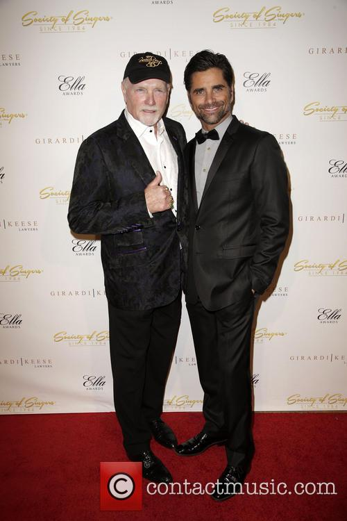 Mike Love and John Stamos 6