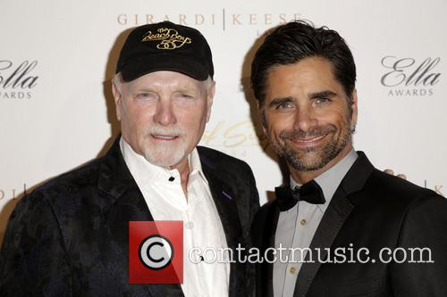 Mike Love and John Stamos 1