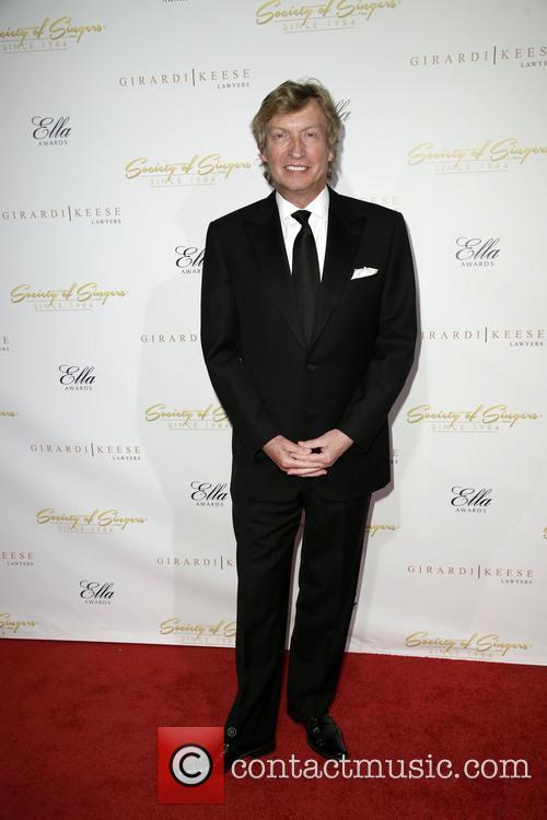 Nigel Lythgoe, The Beverly Hilton Hotel, Beverly Hilton Hotel