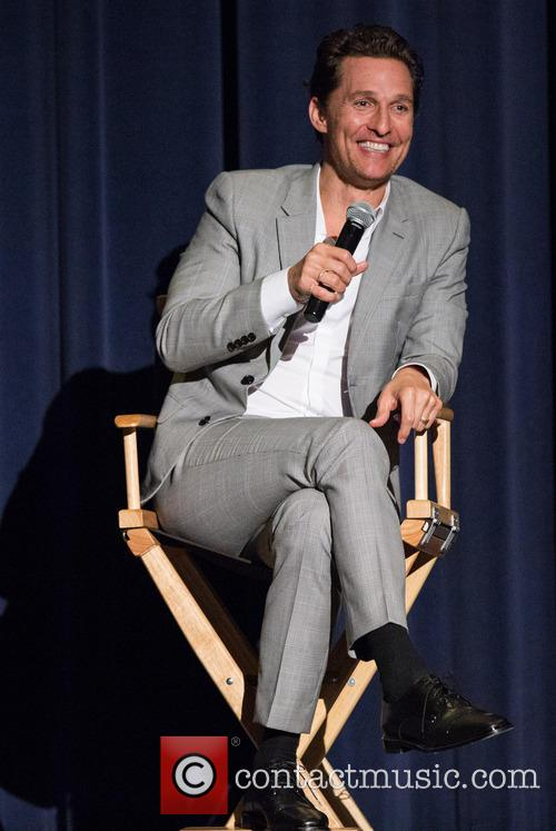 Matthew McConaughey, Harmony Gold