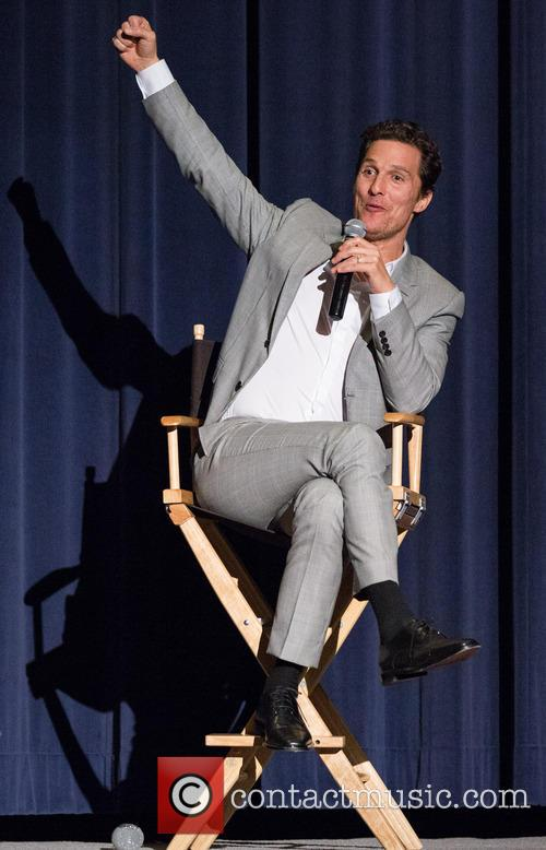 Matthew McConaughey 12