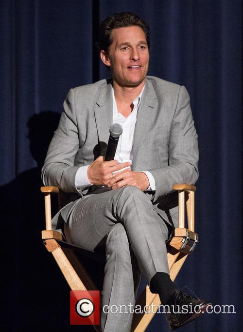 Matthew McConaughey 23