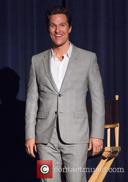 Matthew McConaughey 24