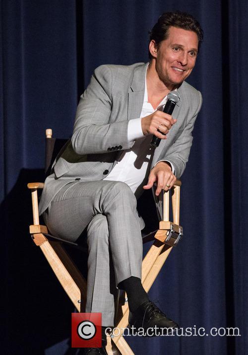 Matthew McConaughey 25