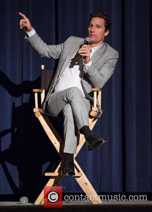 Matthew McConaughey 27