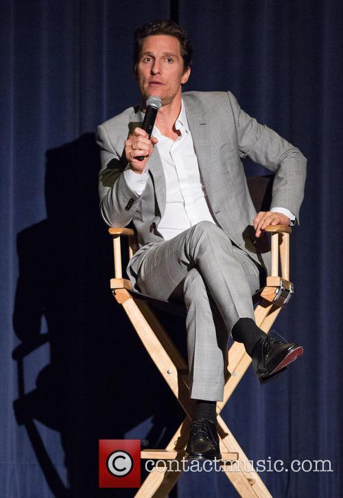 Matthew McConaughey 28