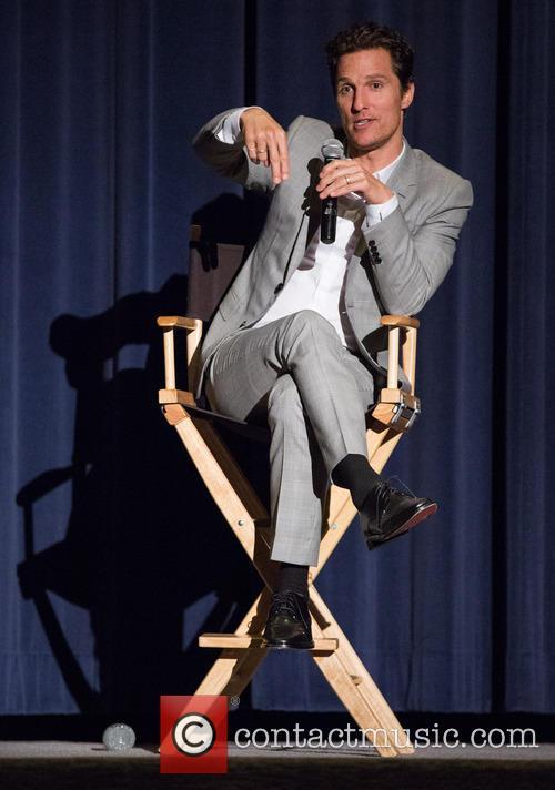 Matthew McConaughey 31
