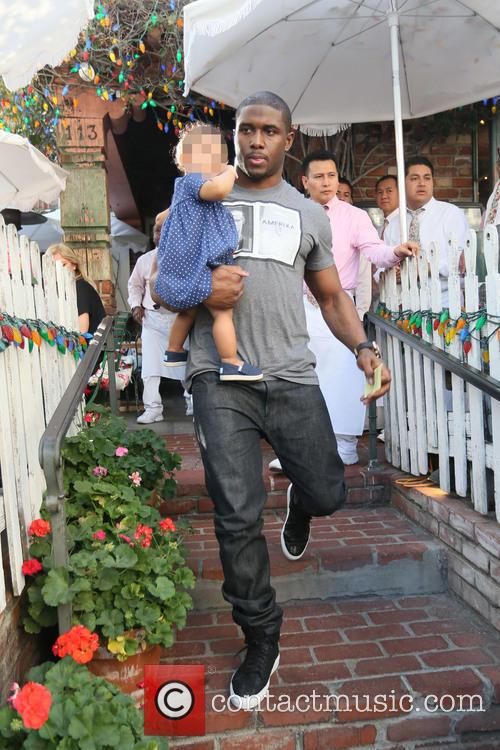 Reggie Bush and Briseis Bush 4