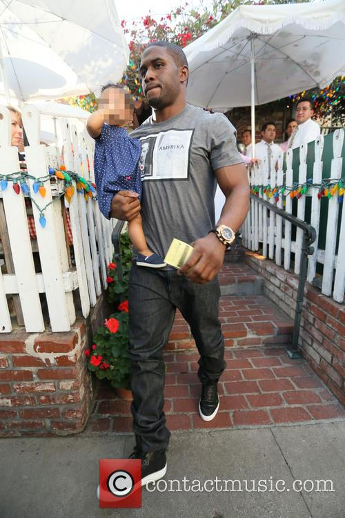 Reggie Bush and Briseis Bush 6