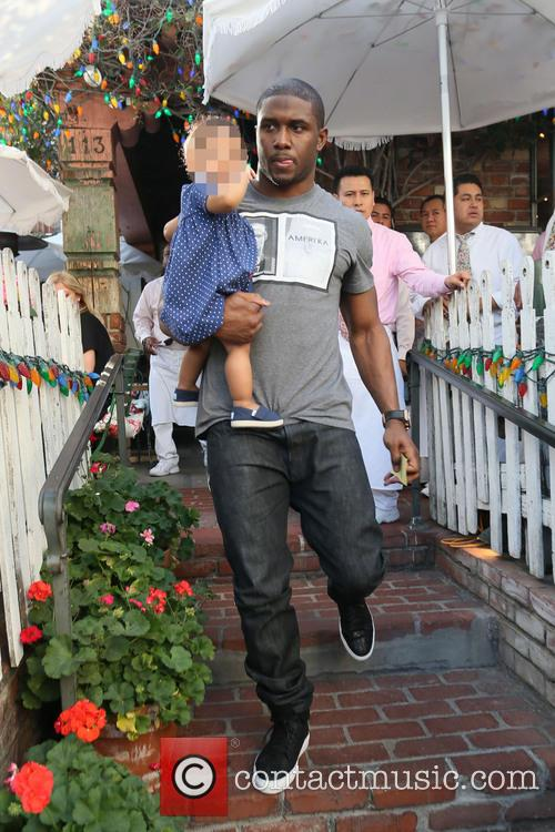 Reggie Bush and Briseis Bush 8