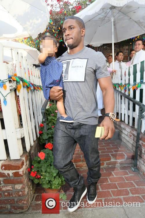 Reggie Bush and Briseis Bush 10