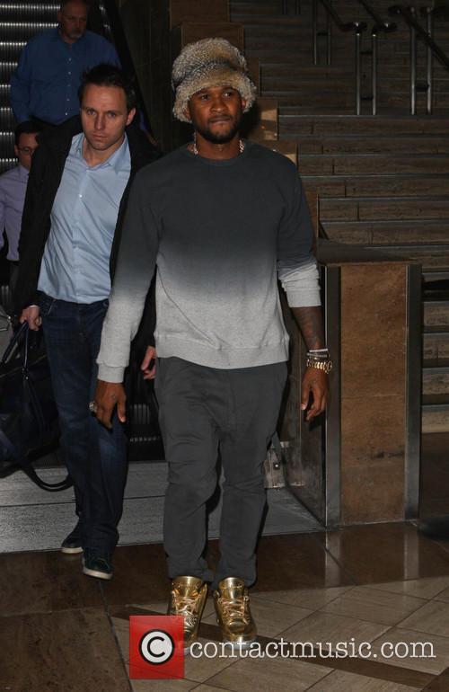 Usher 5